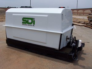 Mixing Stations Inject-A-Cure Ag Solution Injection System