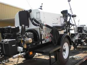 Trailer Packages for Sprayers