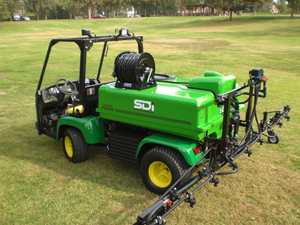 John Deere Golf Course Sprayer Optimum PG Series