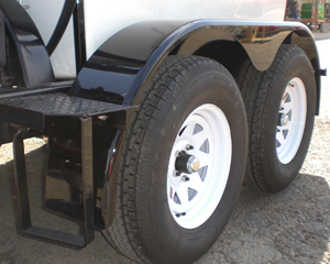 SDI Tandem Axle Trailer Package