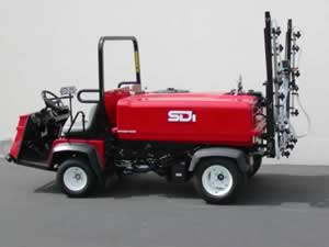 Toro Golf Course Sprayer Optimum TW Series