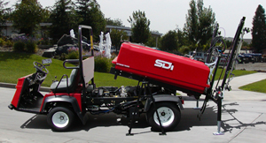 Toro Optimum Tw Series Golf Spraying Devices