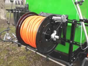 Spraying Device Hose Reels Spraying Devices Inc