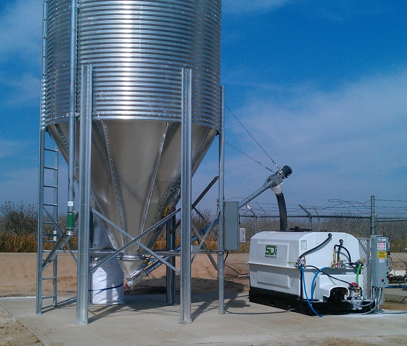Mixing Injection Machines Turf Ag Chemical Spraying Devices